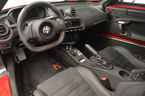 Used 2015 Alfa Romeo 4C Launch Edition for sale Sold at Bugatti of Greenwich in Greenwich CT 06830 13