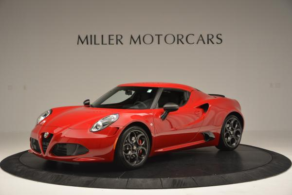 Used 2015 Alfa Romeo 4C Launch Edition for sale Sold at Bugatti of Greenwich in Greenwich CT 06830 2