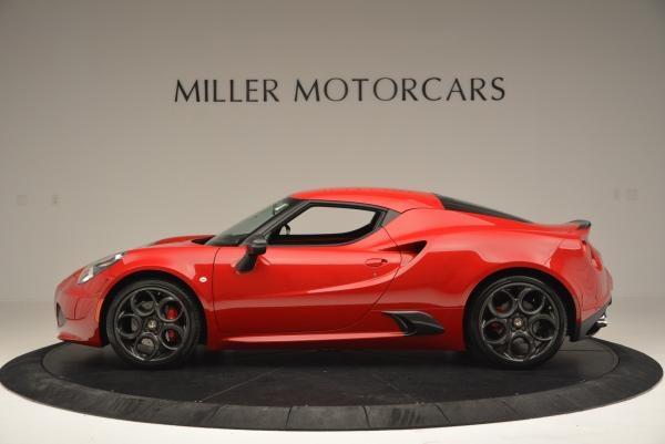 Used 2015 Alfa Romeo 4C Launch Edition for sale Sold at Bugatti of Greenwich in Greenwich CT 06830 3