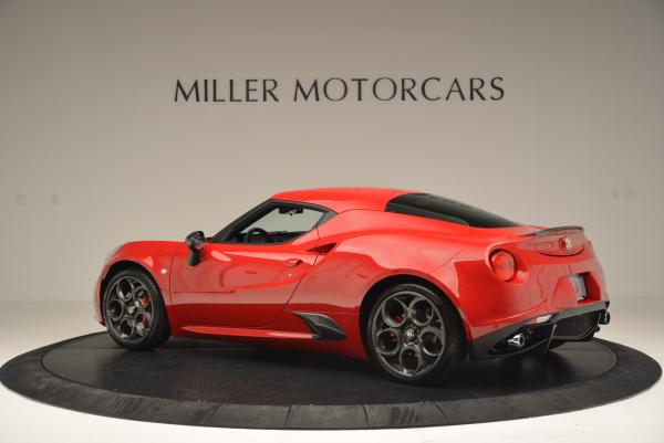 Used 2015 Alfa Romeo 4C Launch Edition for sale Sold at Bugatti of Greenwich in Greenwich CT 06830 4