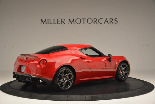 Used 2015 Alfa Romeo 4C Launch Edition for sale Sold at Bugatti of Greenwich in Greenwich CT 06830 8