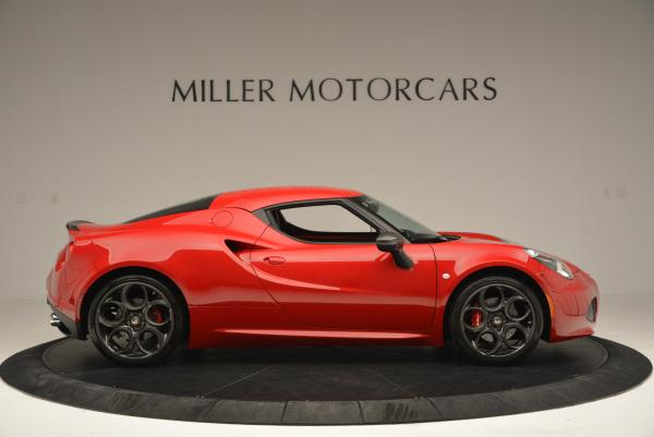 Used 2015 Alfa Romeo 4C Launch Edition for sale Sold at Bugatti of Greenwich in Greenwich CT 06830 9