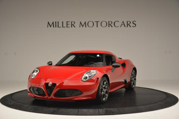 Used 2015 Alfa Romeo 4C Launch Edition for sale Sold at Bugatti of Greenwich in Greenwich CT 06830 1