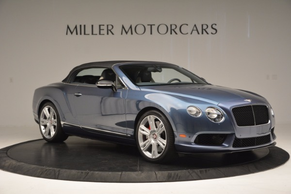 Used 2014 Bentley Continental GT V8 S Convertible for sale Sold at Bugatti of Greenwich in Greenwich CT 06830 20