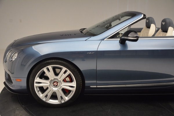Used 2014 Bentley Continental GT V8 S Convertible for sale Sold at Bugatti of Greenwich in Greenwich CT 06830 26