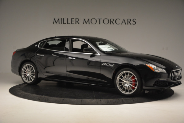 New 2017 Maserati Quattroporte S Q4 GranLusso for sale Sold at Bugatti of Greenwich in Greenwich CT 06830 10