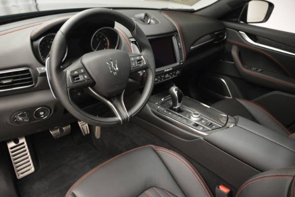 New 2017 Maserati Levante for sale Sold at Bugatti of Greenwich in Greenwich CT 06830 16