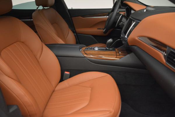 New 2017 Maserati Levante S for sale Sold at Bugatti of Greenwich in Greenwich CT 06830 21