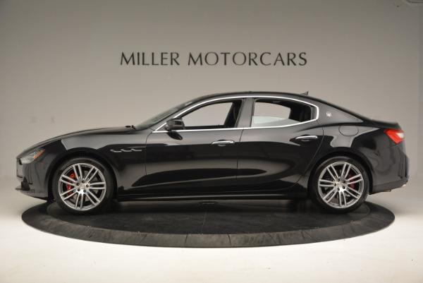 New 2017 Maserati Ghibli S Q4 for sale Sold at Bugatti of Greenwich in Greenwich CT 06830 3