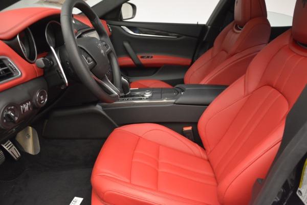 New 2017 Maserati Ghibli S Q4 for sale Sold at Bugatti of Greenwich in Greenwich CT 06830 14