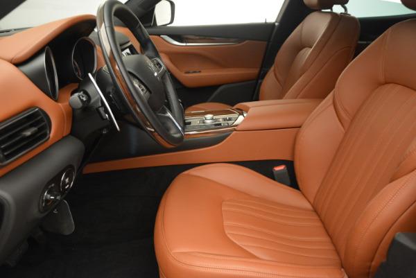 New 2017 Maserati Levante for sale Sold at Bugatti of Greenwich in Greenwich CT 06830 14