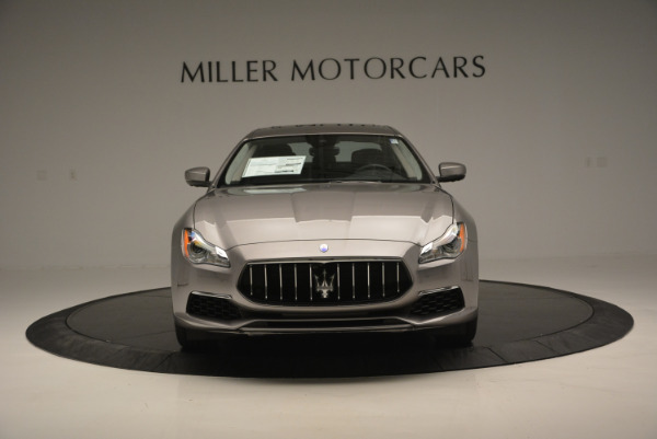 New 2017 Maserati Quattroporte S Q4 GranLusso for sale Sold at Bugatti of Greenwich in Greenwich CT 06830 12