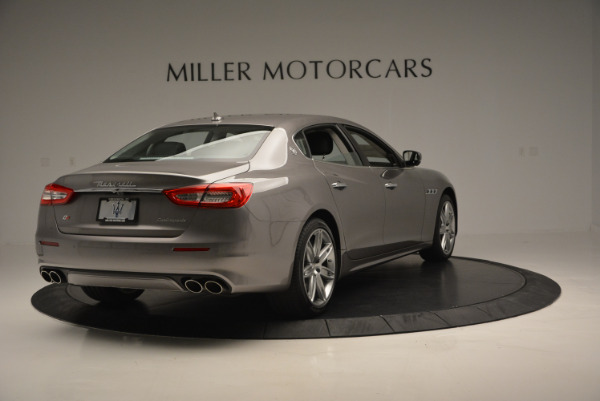 New 2017 Maserati Quattroporte S Q4 GranLusso for sale Sold at Bugatti of Greenwich in Greenwich CT 06830 7