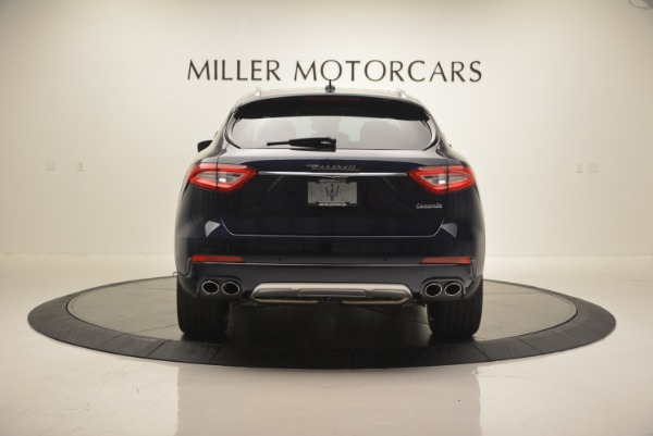 New 2017 Maserati Levante for sale Sold at Bugatti of Greenwich in Greenwich CT 06830 4