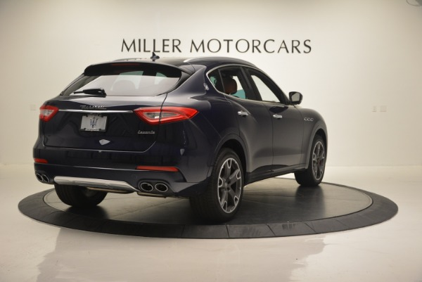 New 2017 Maserati Levante for sale Sold at Bugatti of Greenwich in Greenwich CT 06830 5