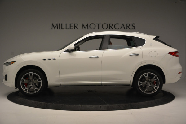 New 2017 Maserati Levante for sale Sold at Bugatti of Greenwich in Greenwich CT 06830 3