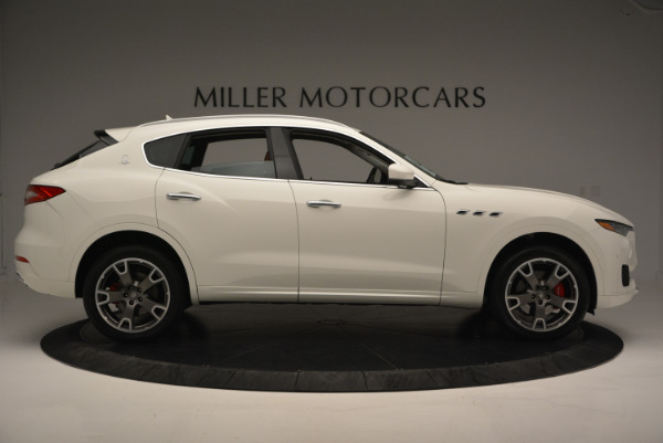New 2017 Maserati Levante for sale Sold at Bugatti of Greenwich in Greenwich CT 06830 9