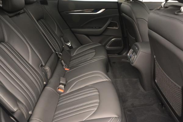 New 2017 Maserati Levante for sale Sold at Bugatti of Greenwich in Greenwich CT 06830 27