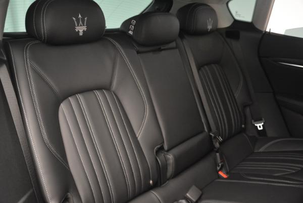 New 2017 Maserati Levante for sale Sold at Bugatti of Greenwich in Greenwich CT 06830 28