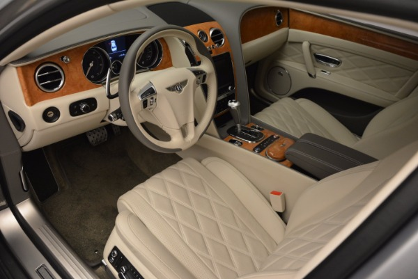 Used 2016 Bentley Flying Spur W12 for sale Sold at Bugatti of Greenwich in Greenwich CT 06830 14