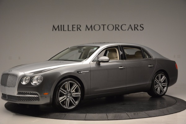 Used 2016 Bentley Flying Spur W12 for sale Sold at Bugatti of Greenwich in Greenwich CT 06830 2