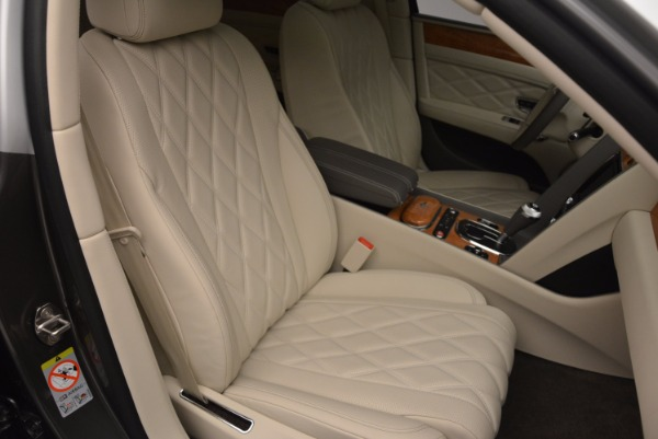Used 2016 Bentley Flying Spur W12 for sale Sold at Bugatti of Greenwich in Greenwich CT 06830 20