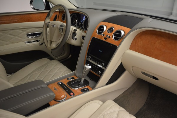 Used 2016 Bentley Flying Spur W12 for sale Sold at Bugatti of Greenwich in Greenwich CT 06830 21