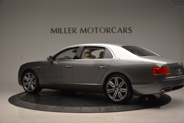 Used 2016 Bentley Flying Spur W12 for sale Sold at Bugatti of Greenwich in Greenwich CT 06830 4