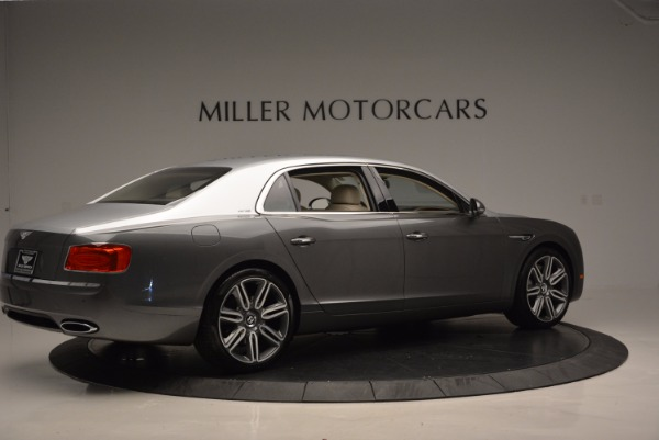 Used 2016 Bentley Flying Spur W12 for sale Sold at Bugatti of Greenwich in Greenwich CT 06830 8