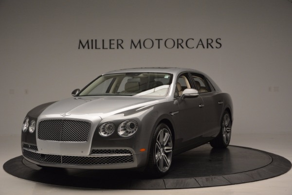 Used 2016 Bentley Flying Spur W12 for sale Sold at Bugatti of Greenwich in Greenwich CT 06830 1