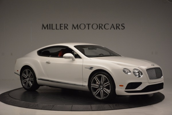 Used 2016 Bentley Continental GT for sale Sold at Bugatti of Greenwich in Greenwich CT 06830 10