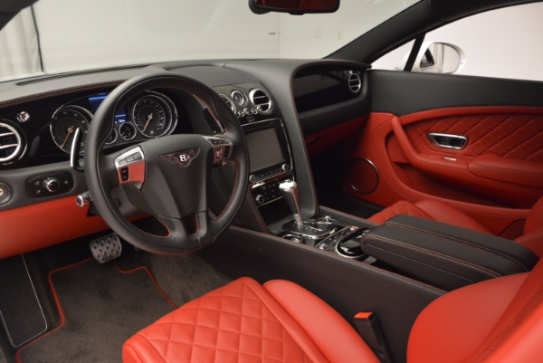 Used 2016 Bentley Continental GT for sale Sold at Bugatti of Greenwich in Greenwich CT 06830 14