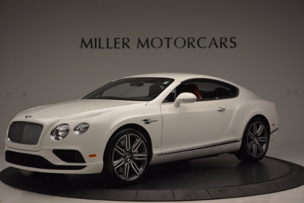 Used 2016 Bentley Continental GT for sale Sold at Bugatti of Greenwich in Greenwich CT 06830 2