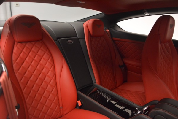 Used 2016 Bentley Continental GT for sale Sold at Bugatti of Greenwich in Greenwich CT 06830 21