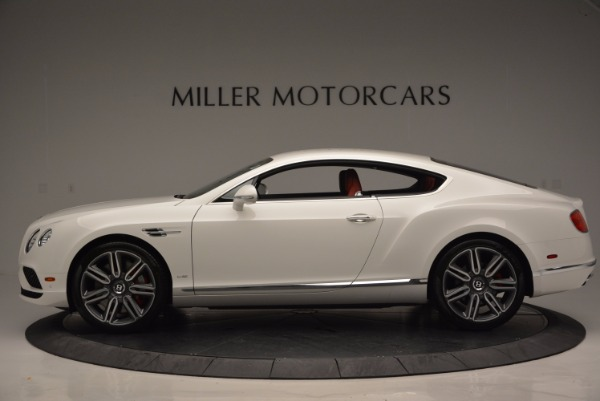 Used 2016 Bentley Continental GT for sale Sold at Bugatti of Greenwich in Greenwich CT 06830 3