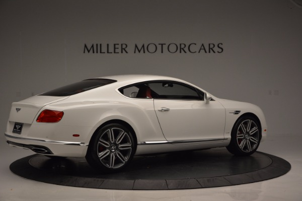 Used 2016 Bentley Continental GT for sale Sold at Bugatti of Greenwich in Greenwich CT 06830 8