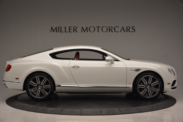 Used 2016 Bentley Continental GT for sale Sold at Bugatti of Greenwich in Greenwich CT 06830 9