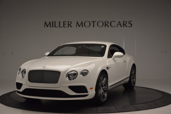 Used 2016 Bentley Continental GT for sale Sold at Bugatti of Greenwich in Greenwich CT 06830 1