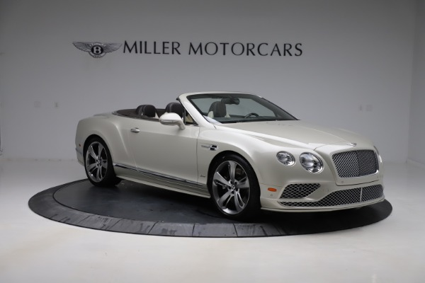 Used 2016 Bentley Continental GTC Speed for sale $149,900 at Bugatti of Greenwich in Greenwich CT 06830 12