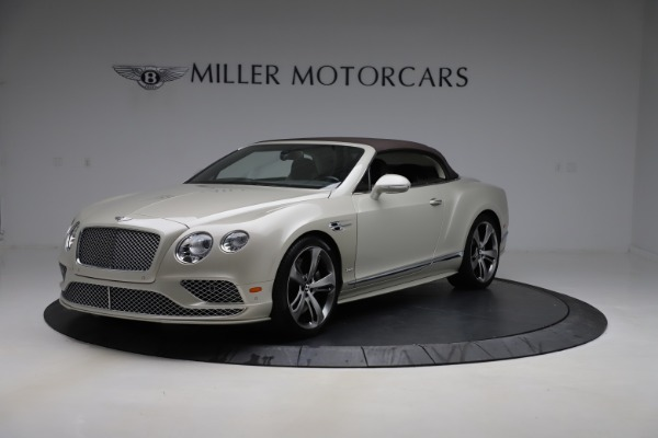 Used 2016 Bentley Continental GTC Speed for sale $149,900 at Bugatti of Greenwich in Greenwich CT 06830 14