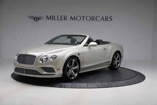 Used 2016 Bentley Continental GTC Speed for sale $149,900 at Bugatti of Greenwich in Greenwich CT 06830 2