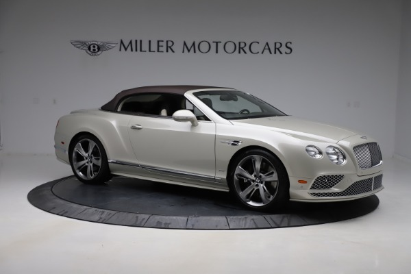 Used 2016 Bentley Continental GTC Speed for sale $149,900 at Bugatti of Greenwich in Greenwich CT 06830 20