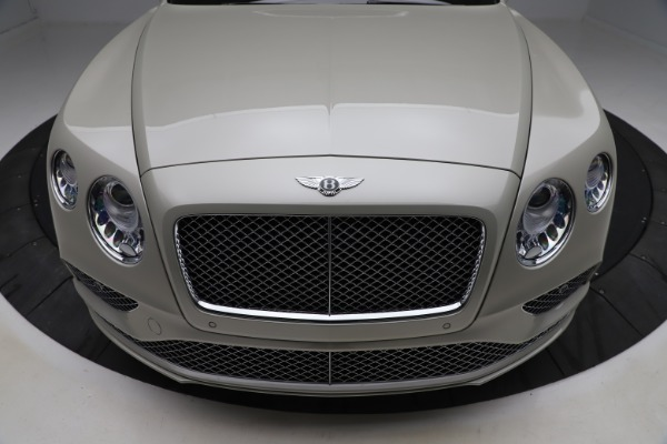 Used 2016 Bentley Continental GTC Speed for sale $149,900 at Bugatti of Greenwich in Greenwich CT 06830 22