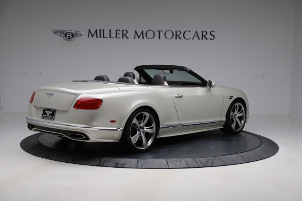 Used 2016 Bentley Continental GTC Speed for sale $149,900 at Bugatti of Greenwich in Greenwich CT 06830 9