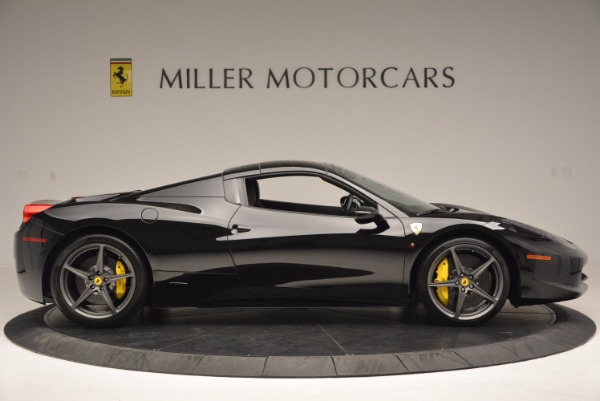 Used 2014 Ferrari 458 Spider for sale Sold at Bugatti of Greenwich in Greenwich CT 06830 21