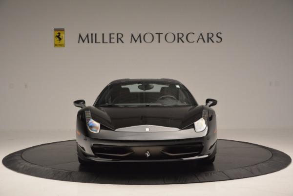 Used 2014 Ferrari 458 Spider for sale Sold at Bugatti of Greenwich in Greenwich CT 06830 24