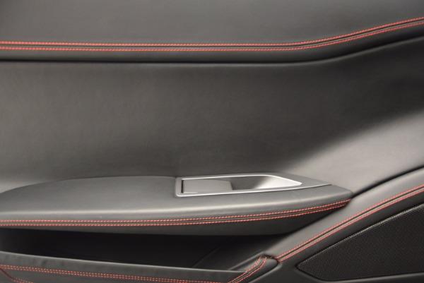 Used 2014 Ferrari 458 Spider for sale Sold at Bugatti of Greenwich in Greenwich CT 06830 28