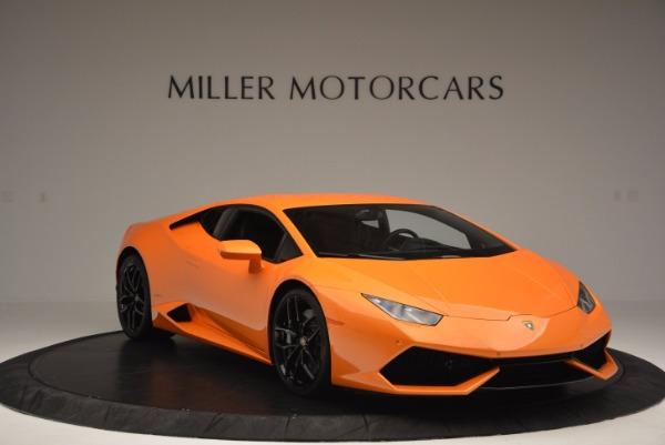 Used 2015 Lamborghini Huracan LP 610-4 for sale Sold at Bugatti of Greenwich in Greenwich CT 06830 11