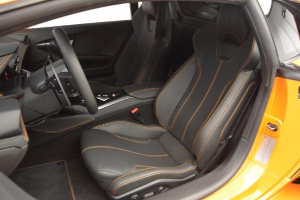 Used 2015 Lamborghini Huracan LP 610-4 for sale Sold at Bugatti of Greenwich in Greenwich CT 06830 15