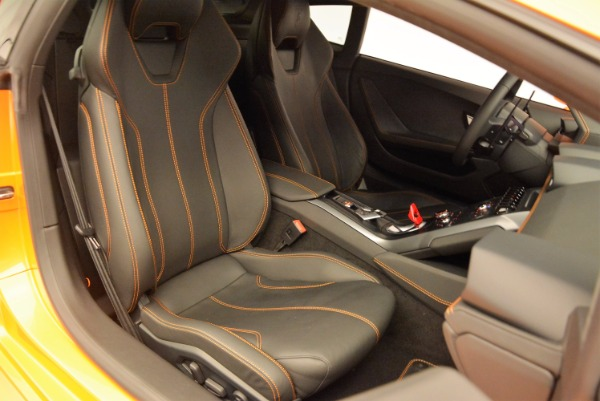 Used 2015 Lamborghini Huracan LP 610-4 for sale Sold at Bugatti of Greenwich in Greenwich CT 06830 19